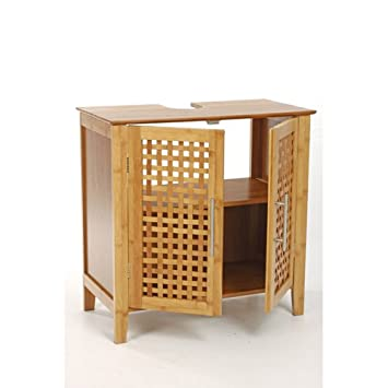 meuble dessous de lavabo lavabo double porte. Black Bedroom Furniture Sets. Home Design Ideas