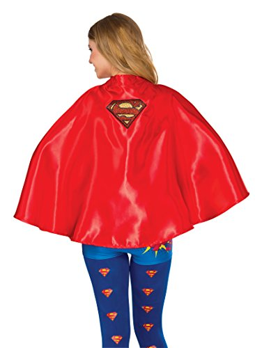 Rubie's Costume Co Women's Dc Superheroes Supergirl Cape