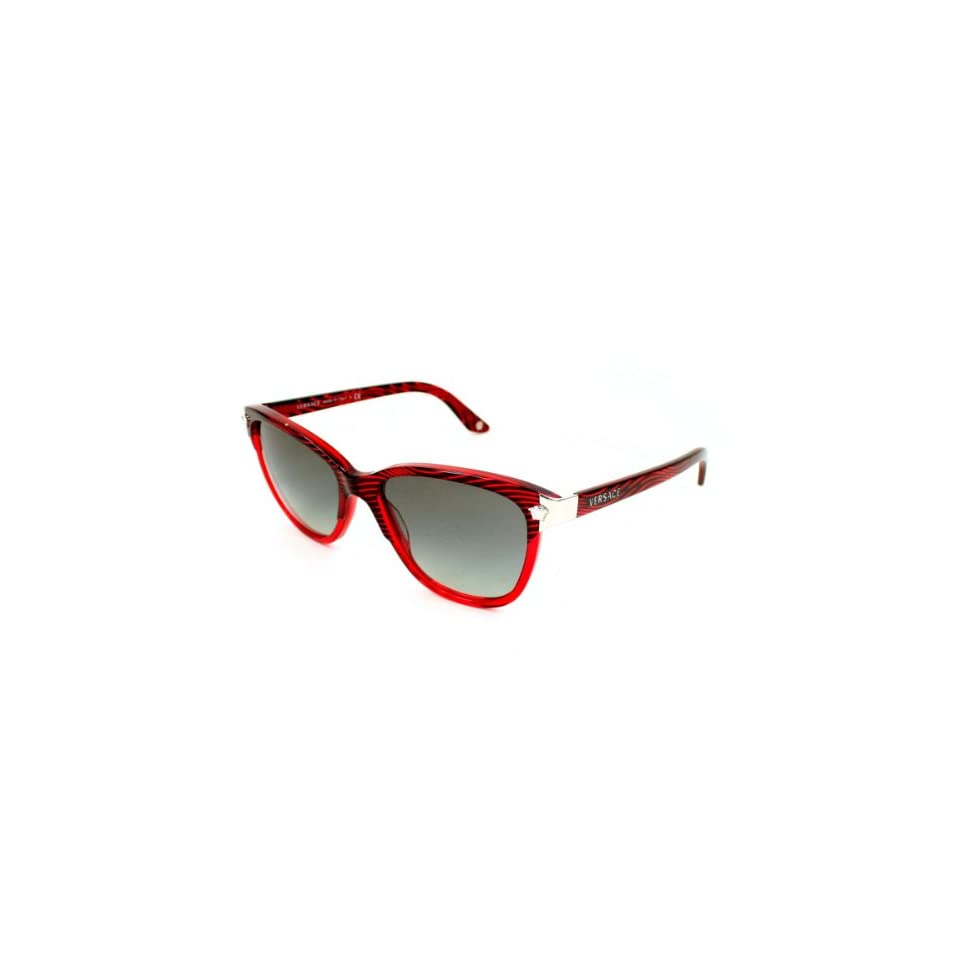 3b45dc6e39 Versace Sunglasses VE 4228 935 11 Acetate Red Gradient grey black on ...