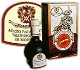 Aceto Balsamico Tradizionale di Modena DOP invecchiato 12 anni, 100ml, con tappo dosatore