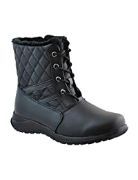 Totes Women's Crystal Snow Boot