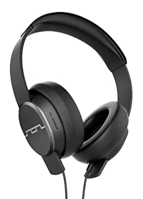 SOL REPUBLIC Master Tracks Over-Ear Headphones with Three-Button Remote and Microphone