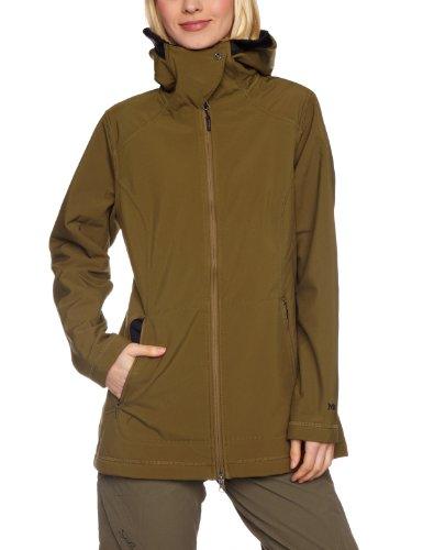 Marmot Tranquility Women's Softshell Hoody - Dark Olive, Small