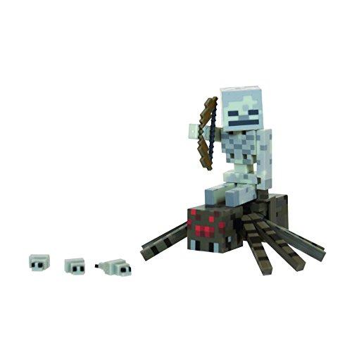 Minecraft Spider Jockey Action Figure Set - マインクラフト スパイダー ジョッキー 人形