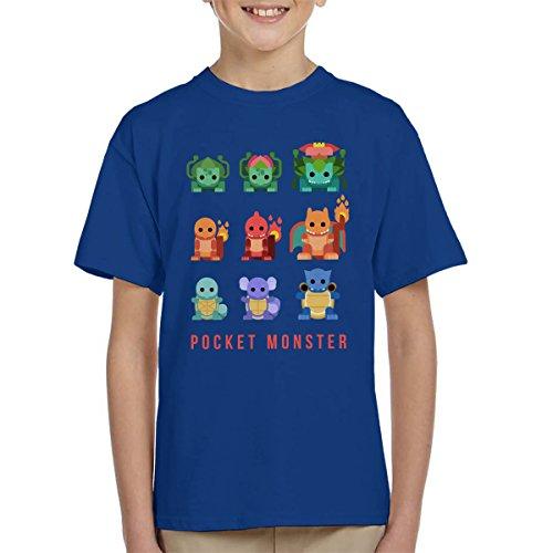 Pokemon-Flat-Design-Pocket-Monster-Kids-T-Shirt