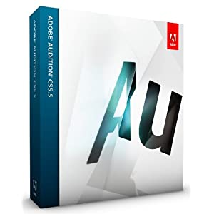Adobe Audition CS5.5 for Mac