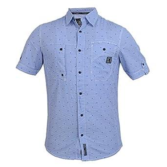 Dissident - Jeans -  - Manches courtes Homme -  Bleu - Bleu océan - petit