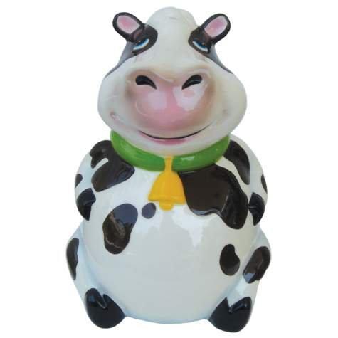 Westland Giftware Bank-imal Cow Bank - 1