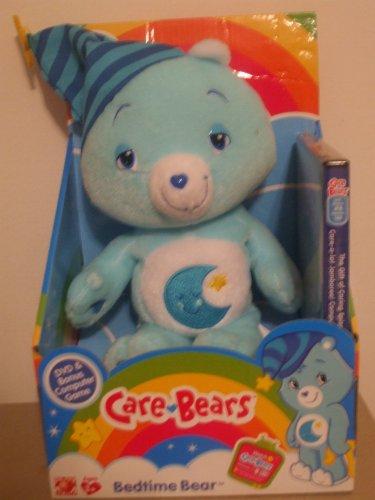 Care Bears Bedtime Bear w/ DVD & Bonus Computer Game