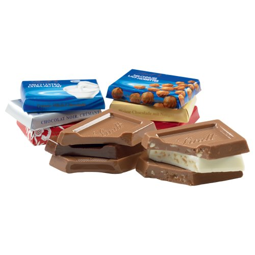 Assorted Swiss Naps Case 730-pc