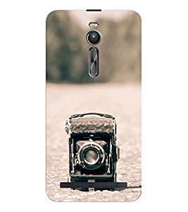 ifasho Zoom Back Case Cover for Asus Zenfone 2