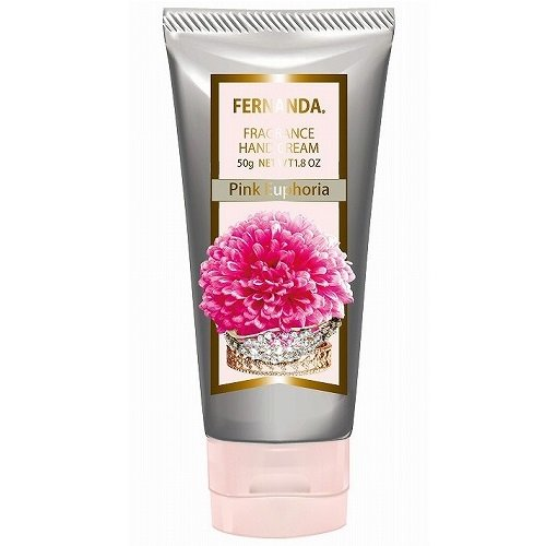 FERNANDA Fragrance Hand Cream Pink Euphoria