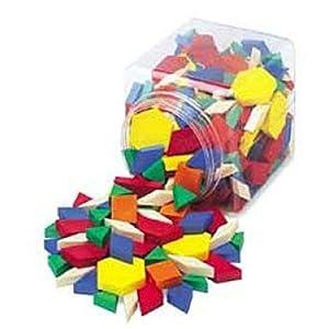 Standard Plastic Pattern Blocks