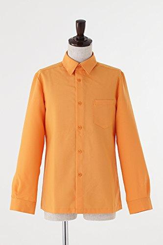 4961524619955 コスプレ 衣装 ACOSオリジナル Yシャツ(オレンジ)/サイズ-L