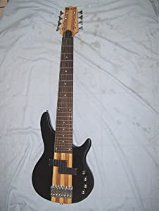 Electric Bass Guitar, 8 String from Maestro