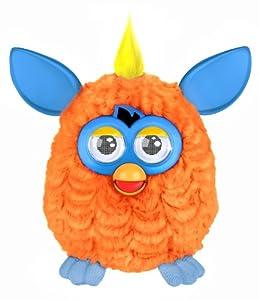 Furby mohicano naranja - Mascota electrónica (habla español) (Hasbro A3121500)