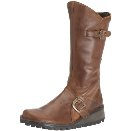 Fly London Women's Mes Camel Boot P210315056
