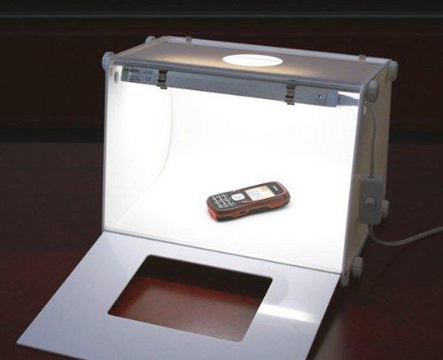 Zjchao(Tm) Portable Mini Photo Studio Photography Light Box Kits Background Equipment Mk30 front-914003