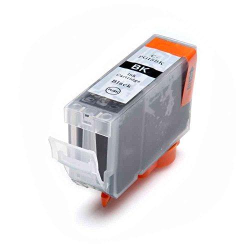 TS-Print® Einzel- Druckerpatronen ersetzen Canon PGI-5 black 28ml schwarz