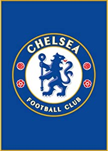 Chelsea F.C. Crest Rug by Zap Ltd