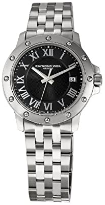 Raymond Weil Men's 5599-ST-00608 Tango Grey Dial Watch