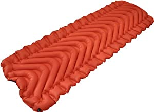 Klymit Insulated Static V Inflatable Sleeping Pad by Klymit