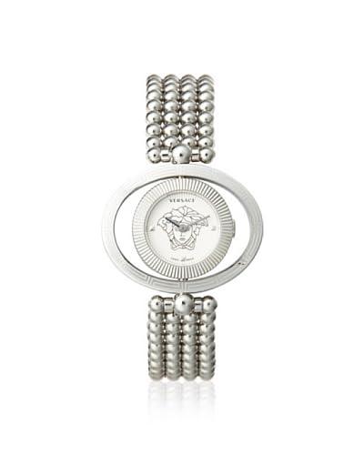 Versace Women's 91Q91D002 S099 Eon Rotating Diamond Bezel Watch