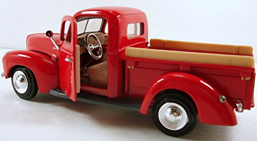 MotorMax 1940 Ford Pickup truck 1:24 scale 8