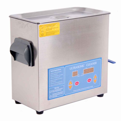 Sanvn 6L Digital Ultrasonic Cleaner For Cleaning Watch Elegant And Graceful 6 Liter Cleaning Machine front-500427