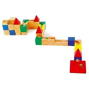 Caja de Construcción Pista de Canicas de Small foot company