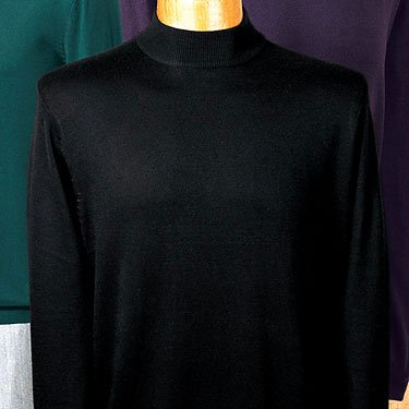 Luxury Silk/Cashmere Long Sleeve Mock - Buy Luxury Silk/Cashmere Long Sleeve Mock - Purchase Luxury Silk/Cashmere Long Sleeve Mock (Paul Fredrick, Paul Fredrick Sweaters, Paul Fredrick Mens Sweaters, Apparel, Departments, Men, Sweaters, Mens Sweaters, Turtlenecks, Mens Turtleneck Sweaters, Turtleneck Sweaters)