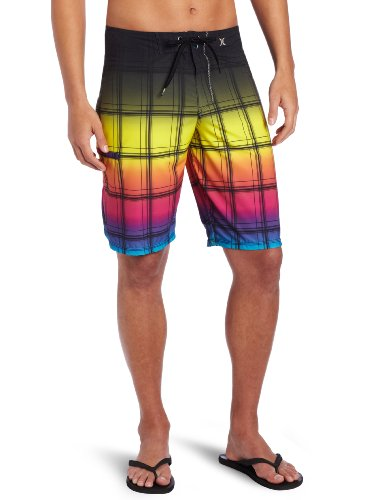 Hurley - Mens Pr Phantom Sands Boardshort, Size: 28, Color: Multi