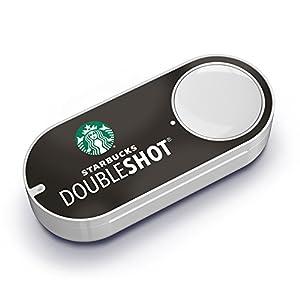 Starbucks Doubleshot Dash Button from Amazon