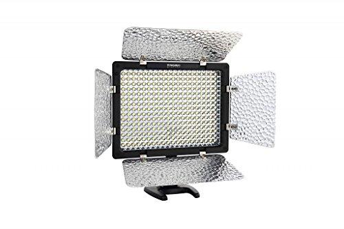 Yongnuo YN-300 LED Video Light Lamp for Canon Nikon Sony Cam
