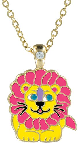 Circle of Friends Pendant, Lion - 1