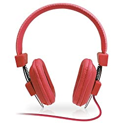 MTV: Empire Headphones - Red