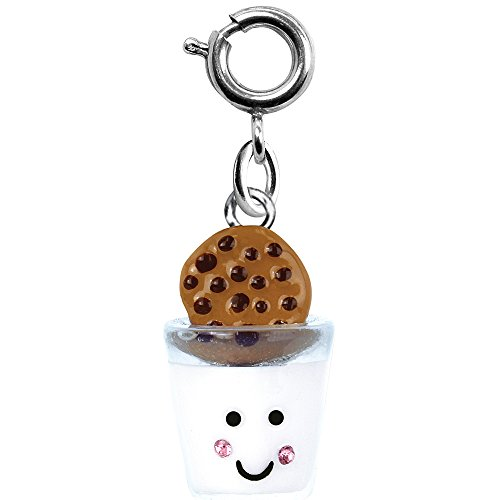 CHARM IT! Milk & Cookies Charm By High IntenCity - 1