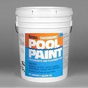 Rust Oleum 260542 Pool Paint 5 Gallon Home