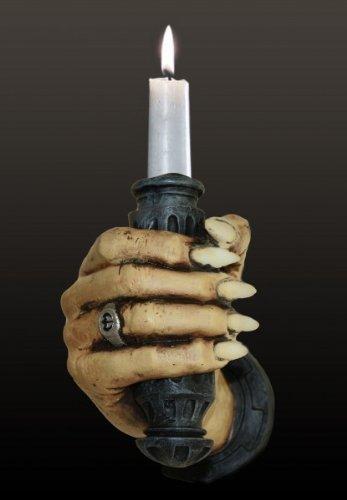 Supporto candela Applique da parete come Mano destra