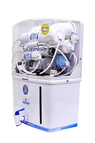 Aquamaster Bio-Natural Plus 9 Liter RO+ UV+UF Water Purifier