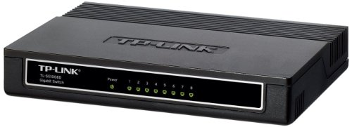 TP-Link TL-SG1008D 8-Port Unmanaged Gigabit Desktop Switch