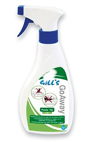 croci-gills-repulsif-pour-chat-pussa-via-300-ml