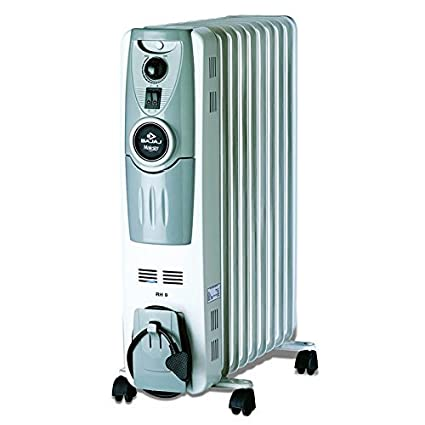 Majesty RH 9F 2000W Oil Filler Radiator Room Heater