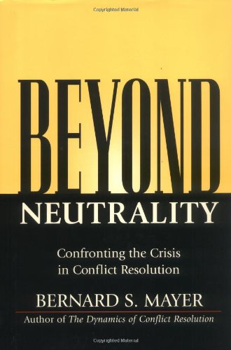Beyond Neutrality: Confronting the Crisis in Conflict...