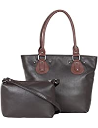 ADISA AD2010 Women Handbag With Sling Bag