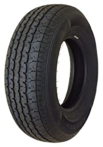 Set of 2 New Trailer Tires ST 205/75R15 - 11005