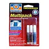 Permatex 29520 Multipack Threadlocker Assortment - 0.5 ml
