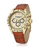 Stührling Original Reloj con movimiento cuarzo suizo Man Triumph Classic 42 mm