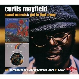 Curtis Mayfield - SWEET EXORCIST - Zortam Music