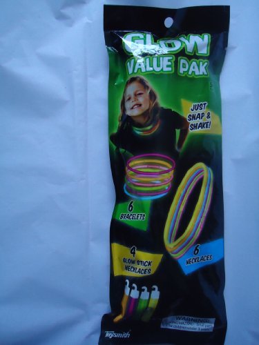 Glow Value PAK, 16 Pieces
